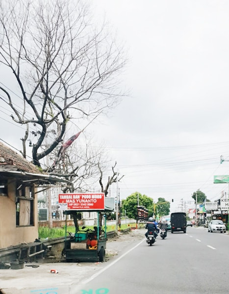 Ode Kota Jogja